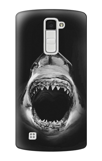 Printed Great White Shark LG K10 Case