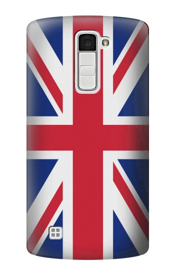 Printed Flag of The United Kingdom LG K10 Case