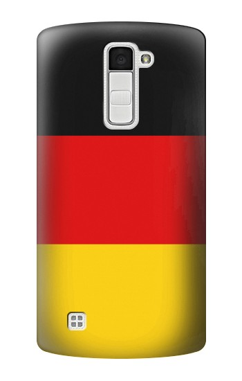 Printed Flag of Germany LG K10 Case
