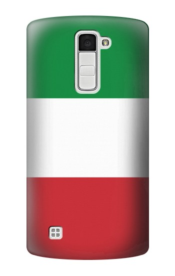 Printed Flag of Italy and Mexico LG K10 Case