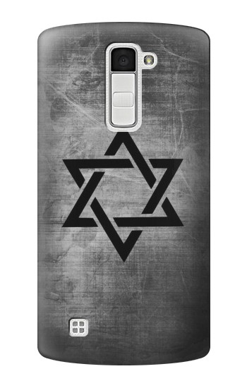 Printed Judaism Star of David Symbol LG K10 Case