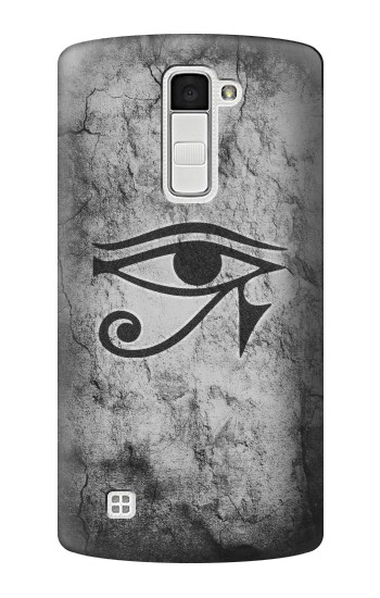 Printed Sun Eye Of Horus LG K10 Case