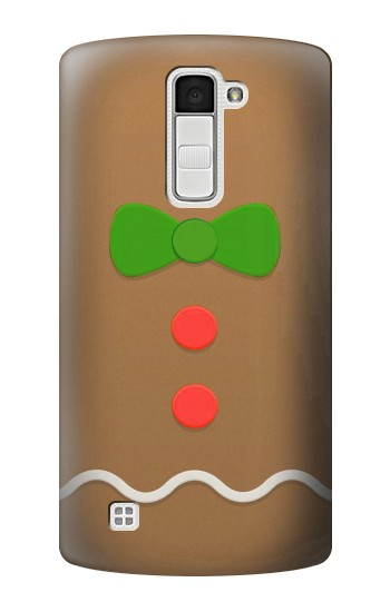 Printed Gingerbread Man LG K10 Case