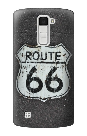 Printed Route 66 Sign LG K10 Case