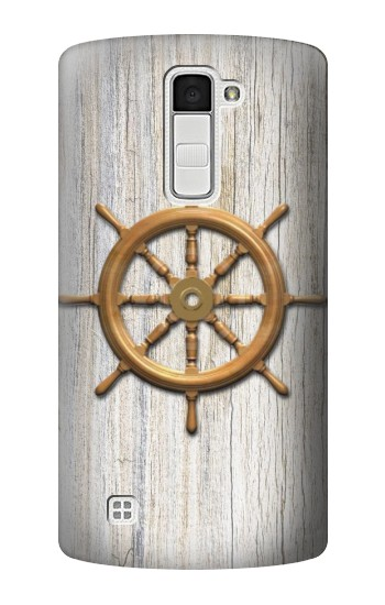 Printed Steering Wheel Ship LG K10 Case