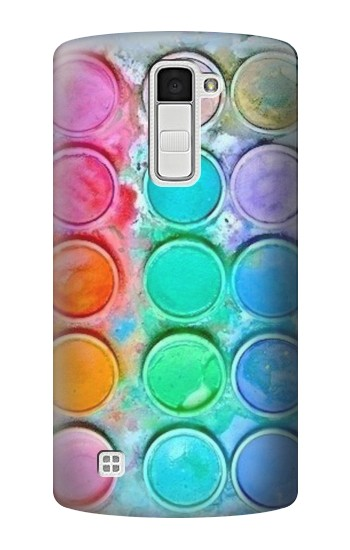 Printed Watercolor Mixing LG K10 Case