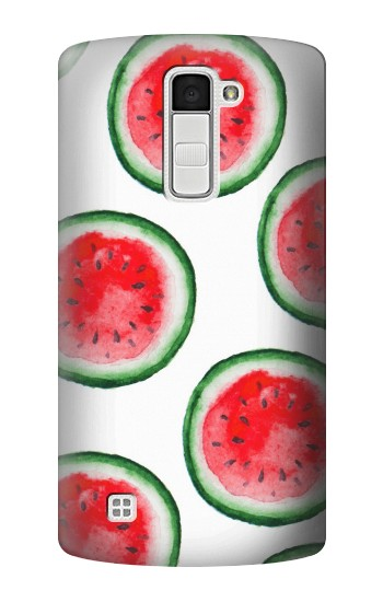 Printed Watermelon Pattern LG K10 Case