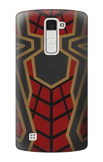 Printed Spiderman Inspired Costume LG K10 Case