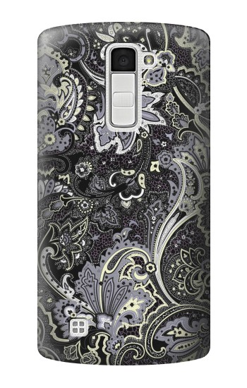 Printed Batik Flower Pattern LG K10 Case