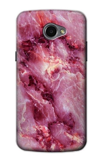 Printed Pink Marble Texture LG G Pro 2 Case
