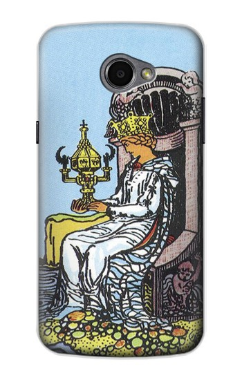 Printed Tarot Card Queen of Cups LG G Pro 2 Case