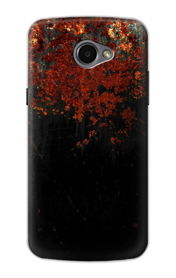 Printed Rusted Metal Texture LG G Pro 2 Case