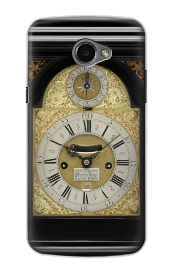 Printed Antique Bracket Clock LG G Pro 2 Case