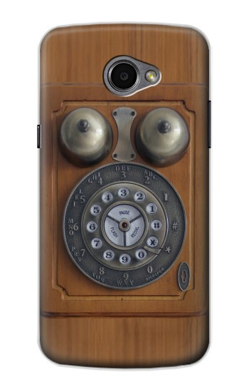 Printed Antique Wall Phone LG G Pro 2 Case