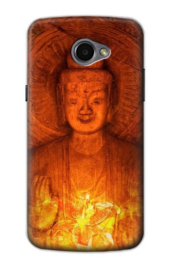 Printed Buddha Spiritual Holy Lights LG G Pro 2 Case