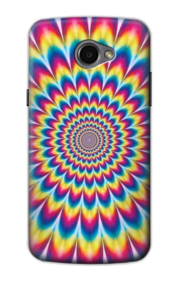 Printed Colorful Psychedelic LG G Pro 2 Case