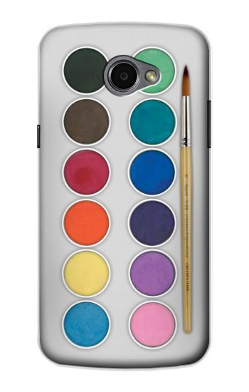 Printed Mixing Color Plate LG G Pro 2 Case