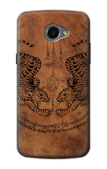 Printed Sak Yant Twin Tiger LG G Pro 2 Case