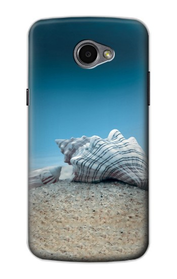 Printed Sea Shells Under the Sea LG G Pro 2 Case