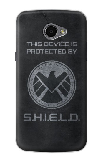 Printed This Device is Protected by Shield LG G Pro 2 Case