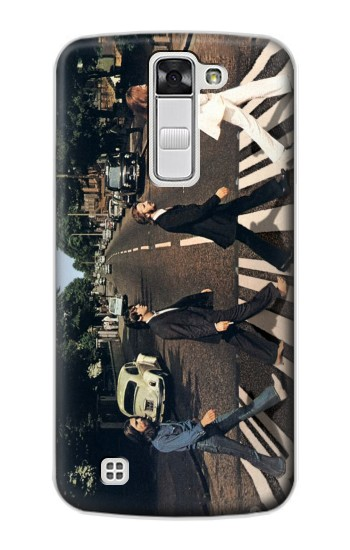 Printed The Beatles Abbey Road LG G Stylo Case