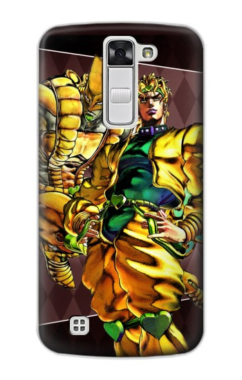 Printed Jojo Bizarre Adventure Dio Brando The World LG G Stylo Case