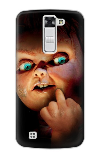 Printed Chucky Middle Finger LG G Stylo Case