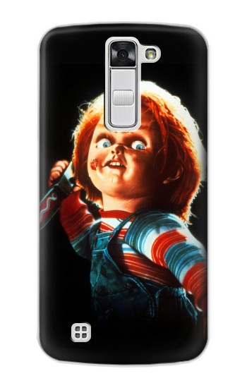 Printed Chucky With Knife LG G Stylo Case