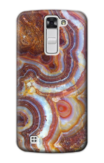 Printed Colored Marble Texture Printed LG G Stylo Case