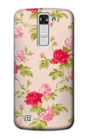 Printed Pretty Rose Cottage Flora LG G Stylo Case