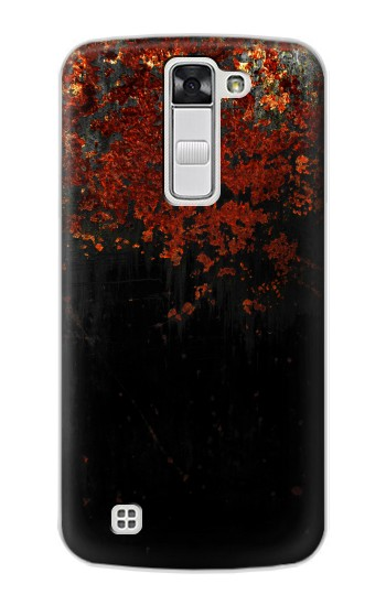 Printed Rusted Metal Texture LG G Stylo Case