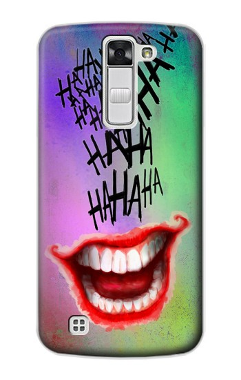 Printed Joker Hahaha Tattoo LG G Stylo Case