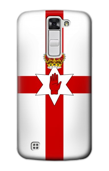 Printed Flag of Northern Ireland LG G Stylo Case