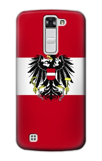 Printed Variant flag of Austria LG G Stylo Case