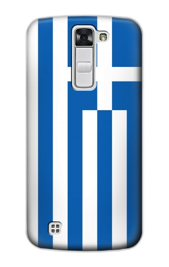 Printed Flag of Greece LG G Stylo Case