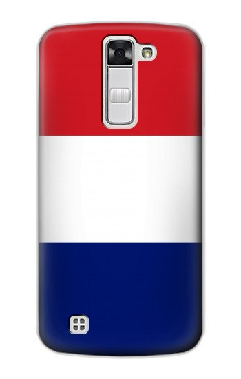 Printed Flag of France and the Netherlands LG G Stylo Case