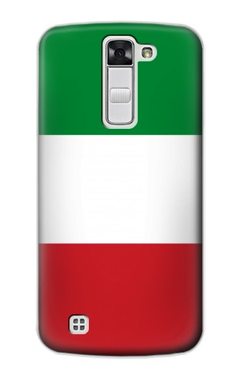 Printed Flag of Italy and Mexico LG G Stylo Case