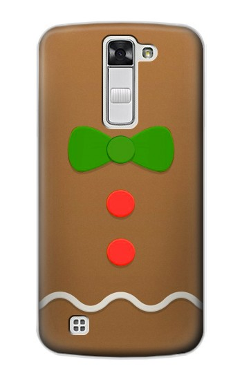 Printed Gingerbread Man LG G Stylo Case