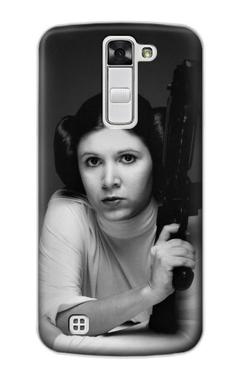 Printed Princess Leia Carrie Fisher LG G Stylo Case