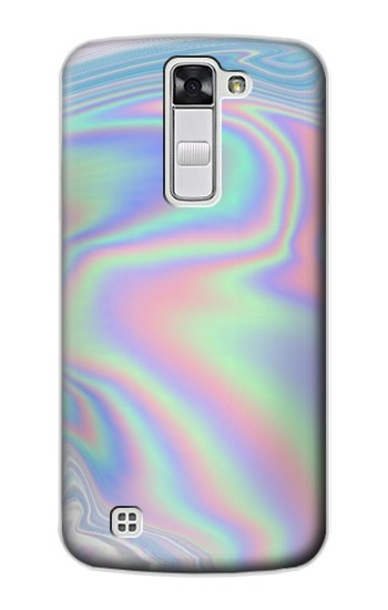 Printed Pastel Holographic Photo Printed LG G Stylo Case