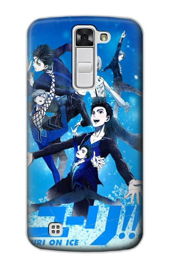 Printed Yuri On Ice LG G Stylo Case