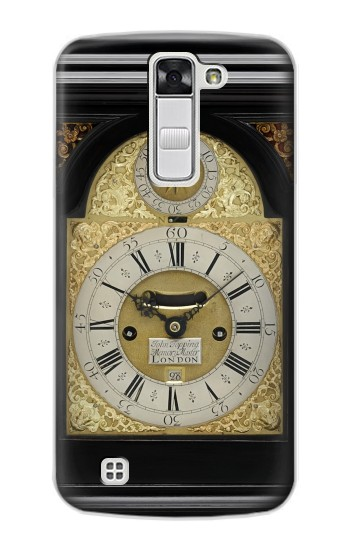 Printed Antique Bracket Clock LG G Stylo Case