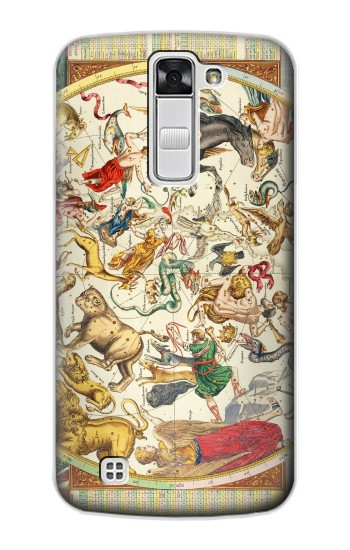 Printed Antique Constellation Map LG G Stylo Case