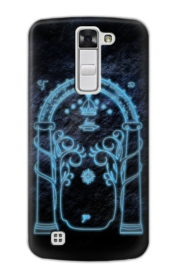 Printed Lord of The Rings Mines of Moria Gate LG G Stylo Case