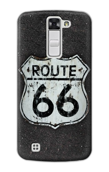 Printed Route 66 Sign LG G Stylo Case