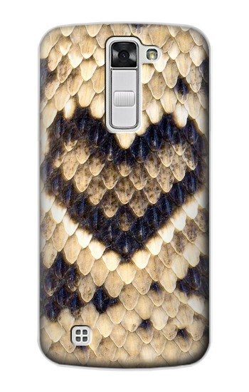 Printed Diamond Rattle Snake Graphic Print LG G Stylo Case