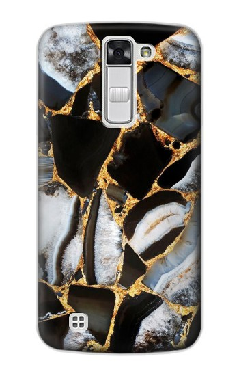 Printed Gold Marble Graphic Print LG G Stylo Case