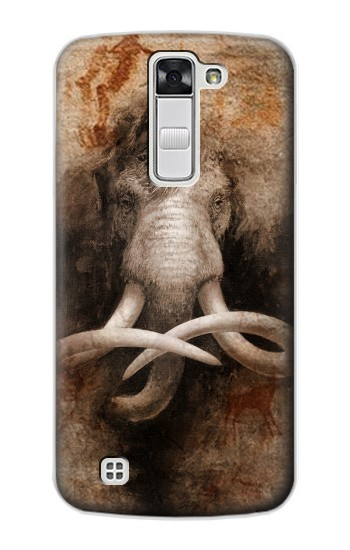 Printed Mammoth Ancient Cave Art LG G Stylo Case