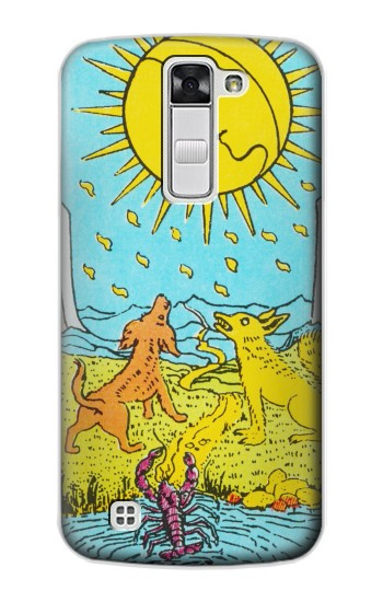 Printed Tarot Card Moon LG G Stylo Case