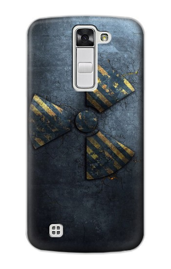Printed Danger Radioactive LG G Stylo Case